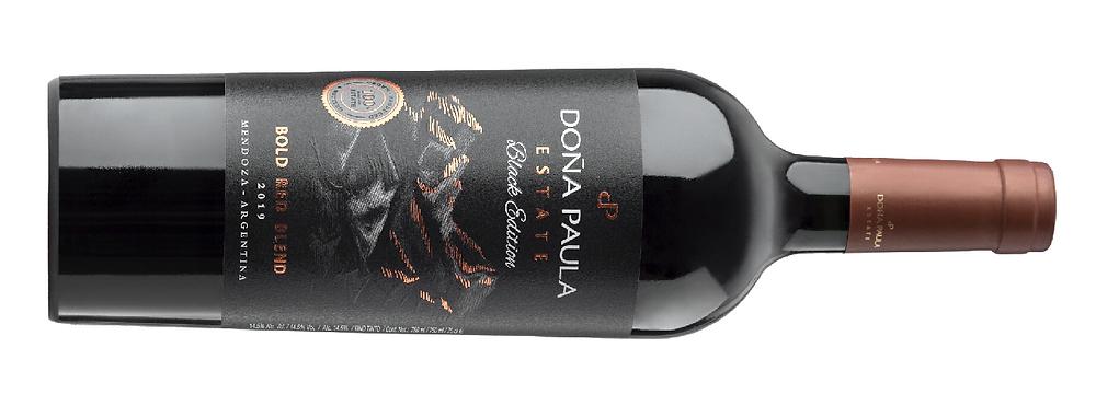 Doña Paula Estate Black Edition Bold Red Blend 2020