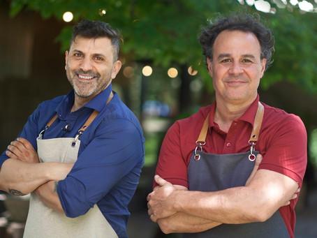 Petersen & Herrera, unidos en los fuegos de El Gourmet