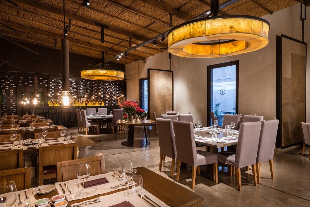 Abrasado Restaurante Mendoza