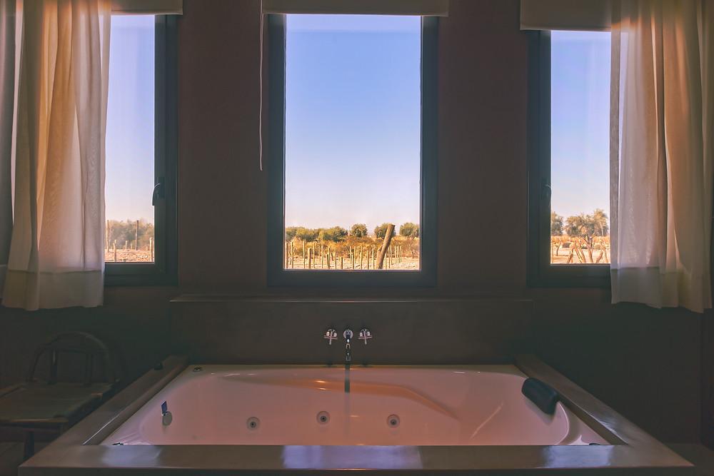 vacaciones en Rosel Boher Lodge Mendoza