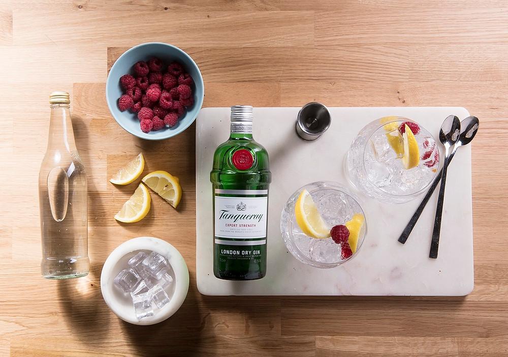 cuarentena cocktails fáciles de preparar en casa