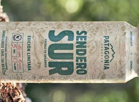 Sendero Sur, la primera cerveza certificada orgánica