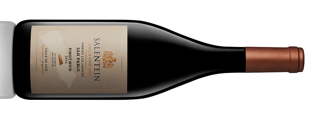 salentein single vineyard pinot noir