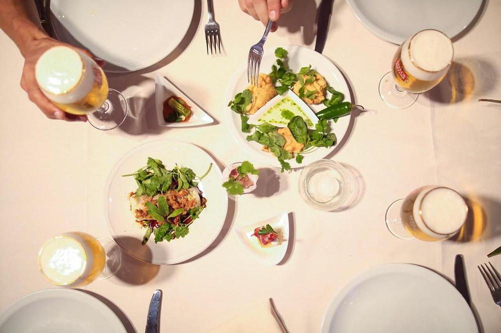 Stella Artois Ayudá a un restaurante