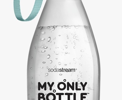 My Only Bottle: SodaStream para llevar a todas partes