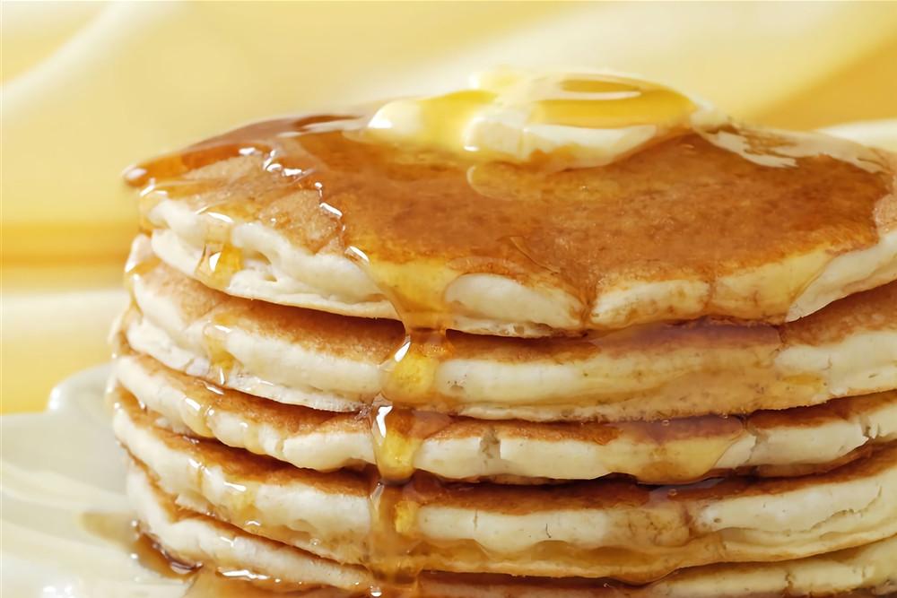 Hot Pancakes Osvaldo Gross receta