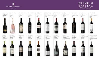 Cuáles son los vinos del Premium Tasting 2019