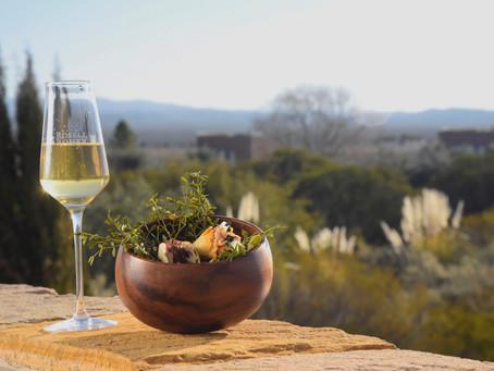 Un nuevo menú de lujo en la ruta del vino mendocina