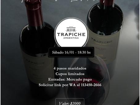 Trapiche y Costa & Pampa en los Atardeceres de La Malbequería