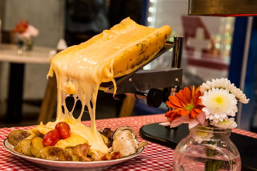 Je Suis Raclette