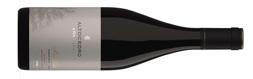 Altocedro Año Cero Barrel Collection Pinot Noir 2018