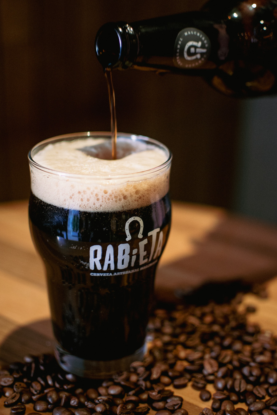 Rabieta Russian Imperail Coffee Stout