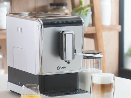 Nueva cafetera Oster con molinillo integrado