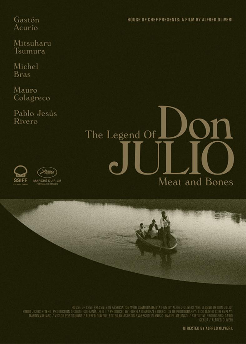 The legend of Don julio Meat & Bones