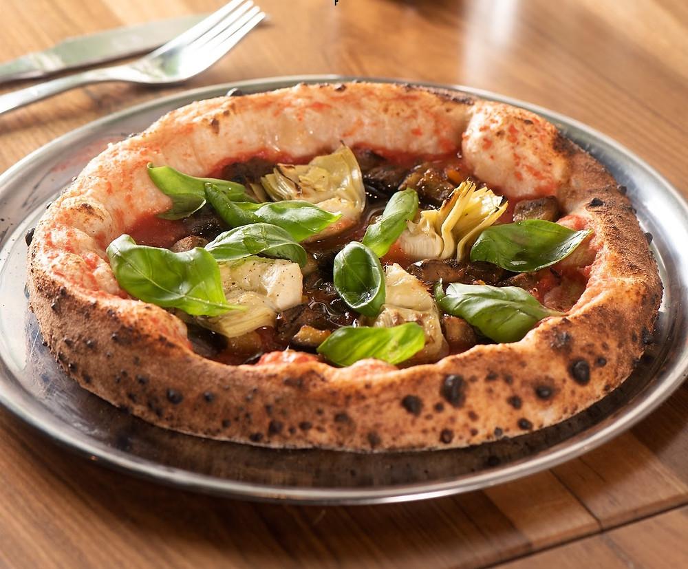 Carcioffi, de Antonio´s Pizza