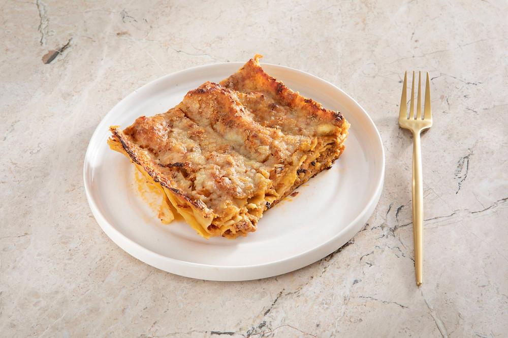 fresca lasagna