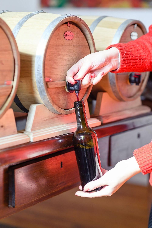 enoturismo Mendoza Bottling