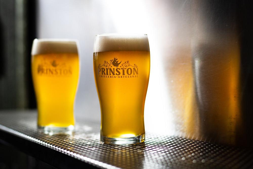 nueva sour ale de cervecería Prinston Rhino Fizz