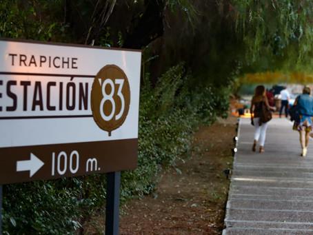 Estación 83, el nuevo wine bar de la ruta de vino mendocina