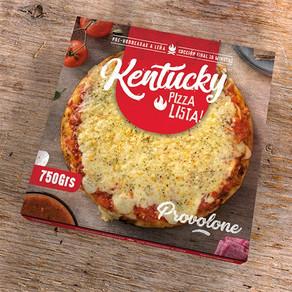Con Pizza Lista Kentucky ingresa al mundo de los congelados