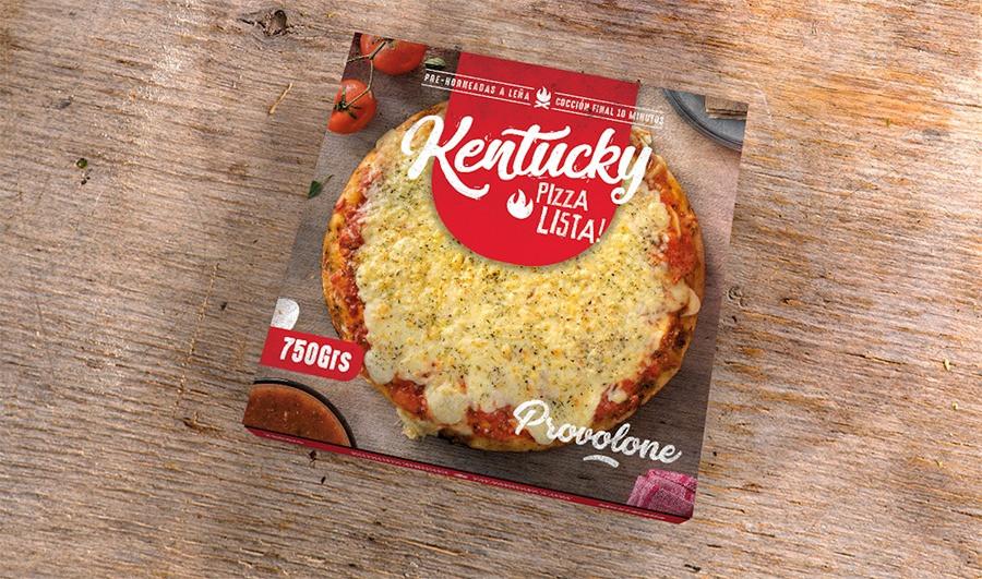 Kentucky Pizza Lista