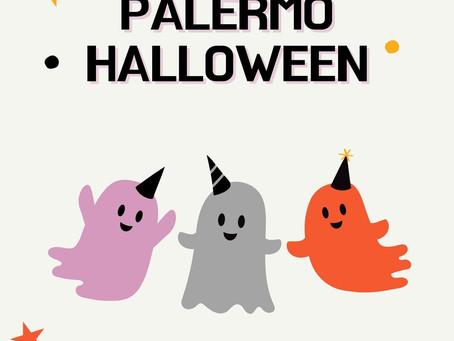 Palermo se prepara para Halloween