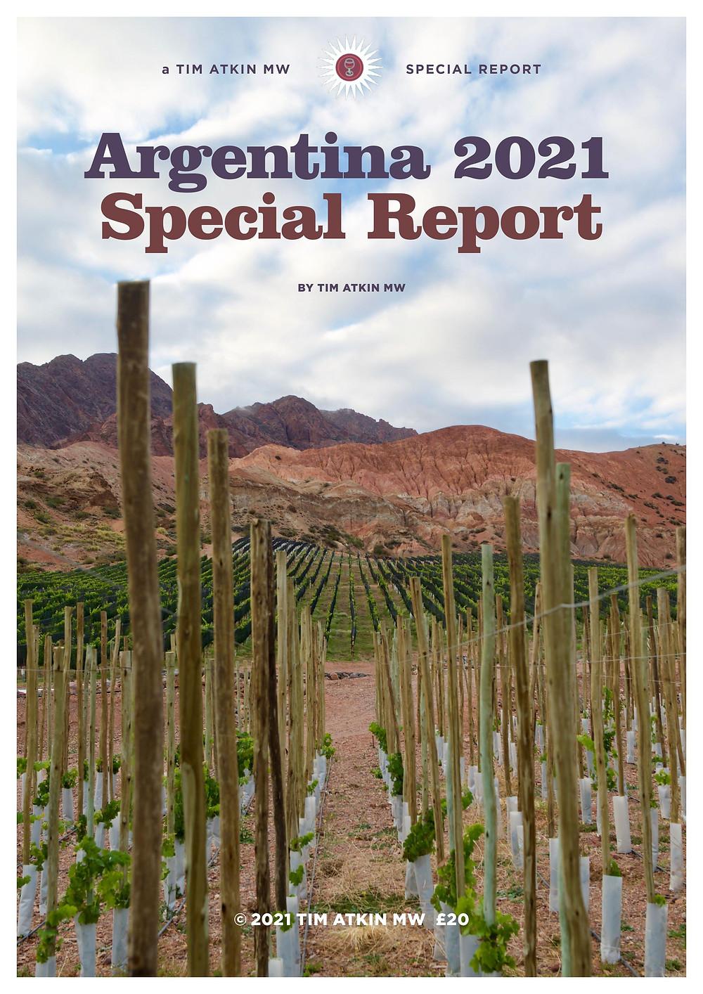 tim atkin Argentina 2021 Special Report