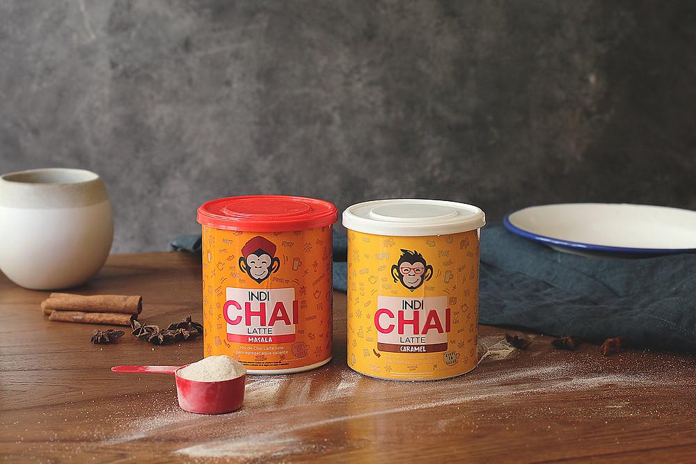 Indi Chai Latte
