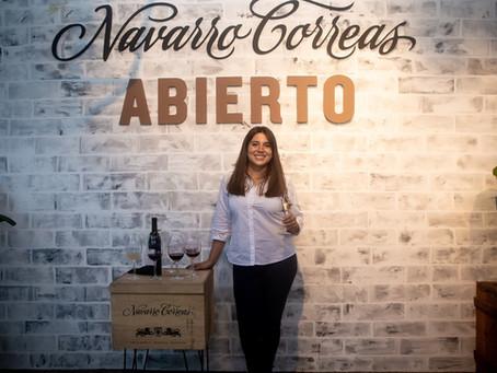 Navarro Correas tiene nueva selección de la enóloga