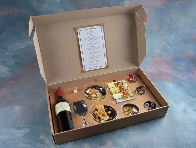 box premium roux
