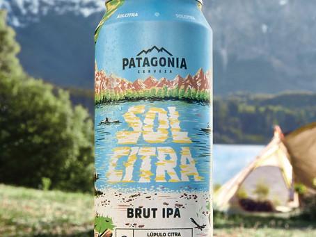 Cerveza Patagonia lanza su Brut IPA Solcitra