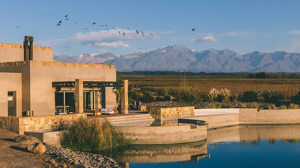 Rosell Boher Lodge, en Mendoza
