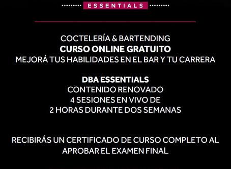 Nueva edición del curso gratuito de coctelería de Diageo