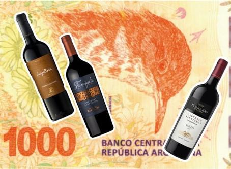 OnTheWineSide Recomienda: 5 cabernets por menos de 1000 pesos (un hornerito)