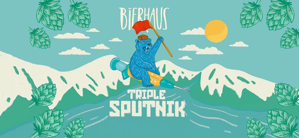 Bierhaus Triple Sputnik