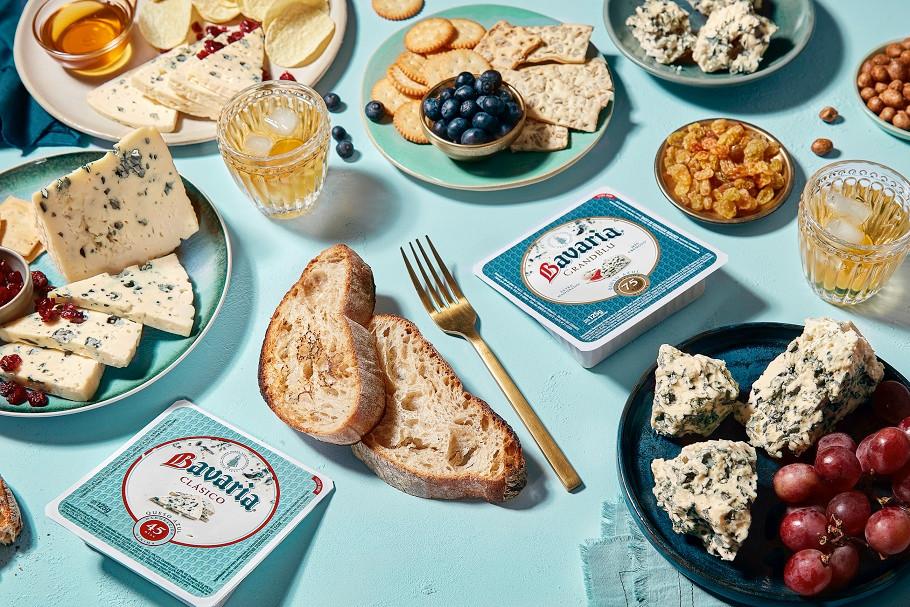 queso azul Bavaria
