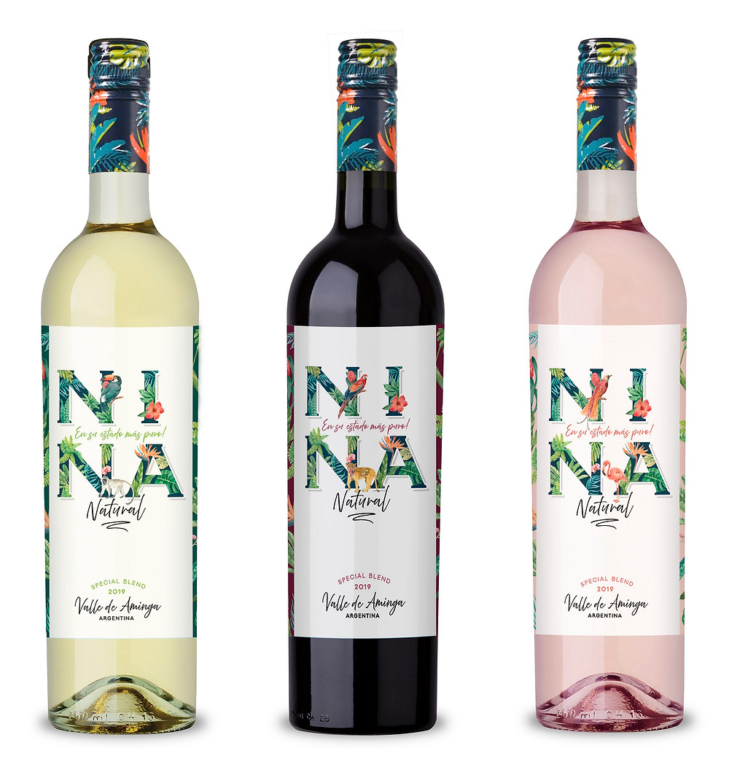 nueva línea Nina Natural