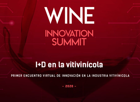 Wine Innovation Summit: I + D en la industria del vino