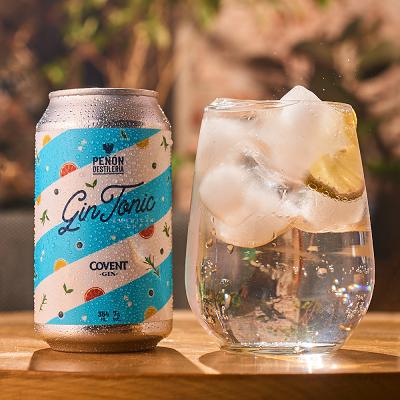 Gin Tonic American Dry, de Peñón Destilería