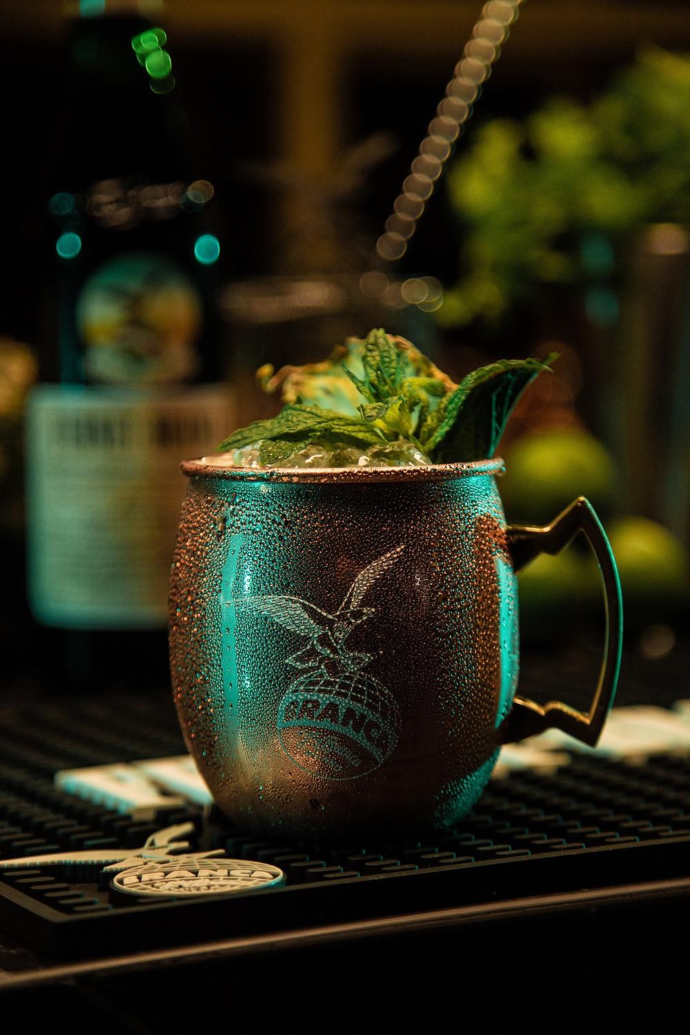 cocktail con fernet