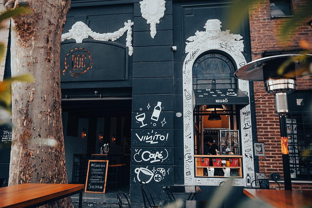 doc bar de vinos