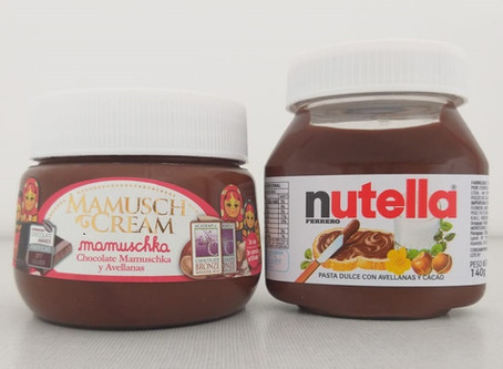 Duelo de pastas de avellanas: MamuschCream versus Nutella