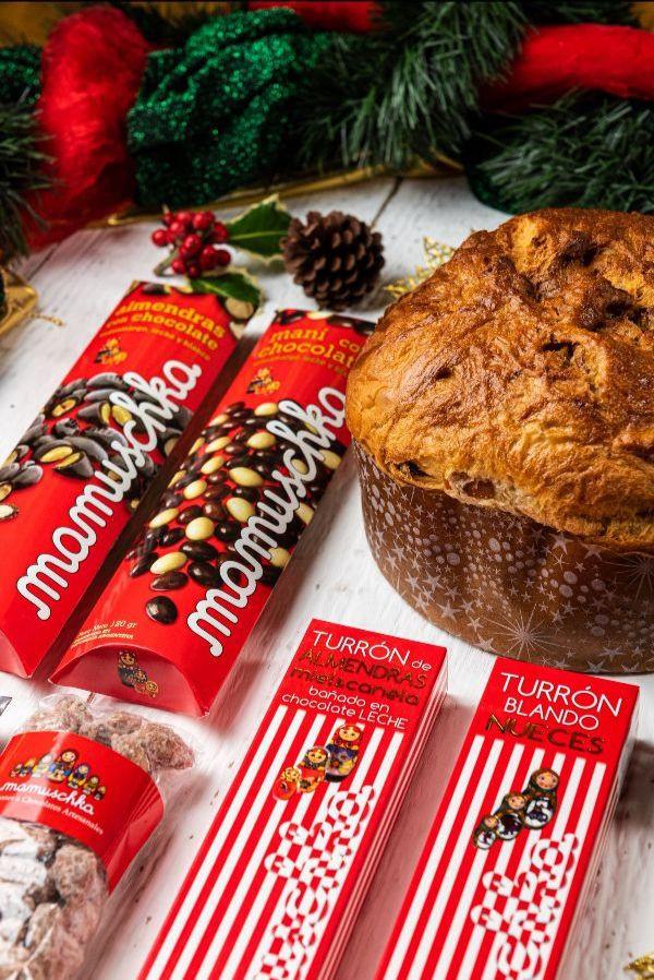 Productos navideños de Mamuschka