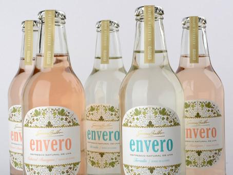 Envero, un blanco y un rosado súper refrescantes... y sin alcohol