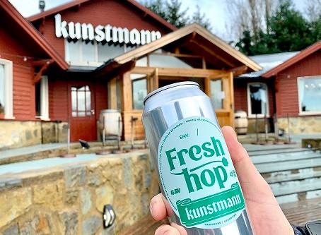 Kunstmann reabre su cervecería en Bariloche
