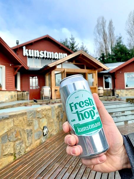 Kunstmann Bariloche Fresh Hop