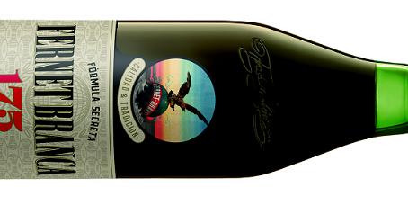 Fernet Branca celebra su 175° aniversario con una botella conmemorativa