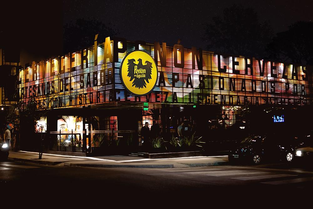 tienda virtual de cerveería Peñón del Águila