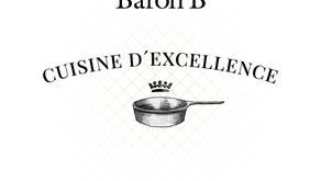 Baron B lanza su ciclo Cuisine D´Excellence