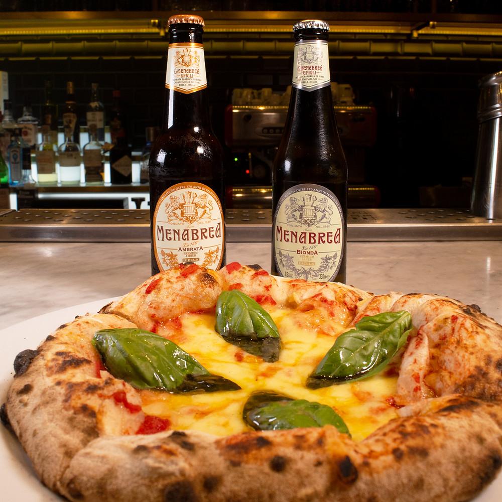 cerveza italiana Menabrea en Cincinaati
